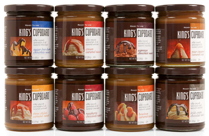 King's Cupboard Branding and Packaging