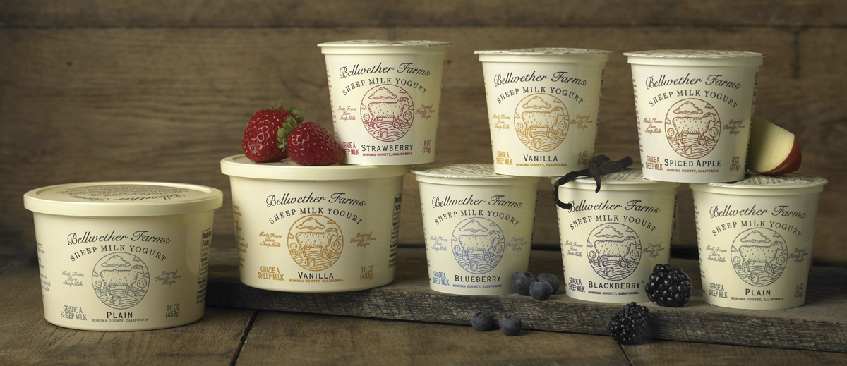 Bellwether Farms Yogurt