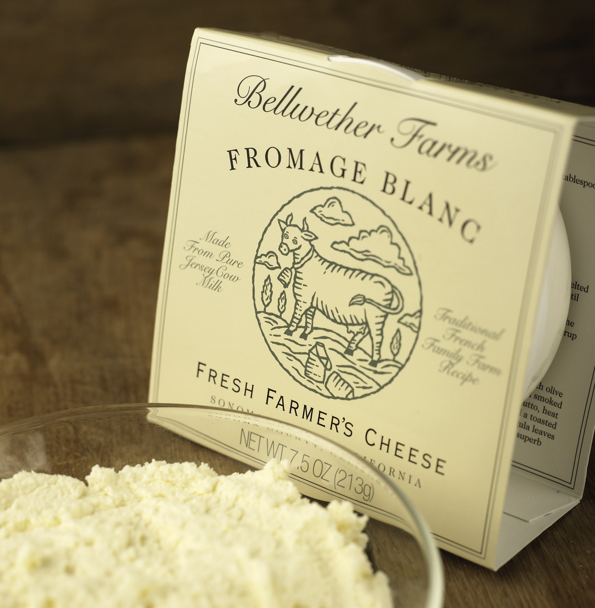 Bellwether Farms Fromage Blanc