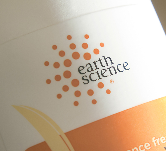 Earth Science Branding