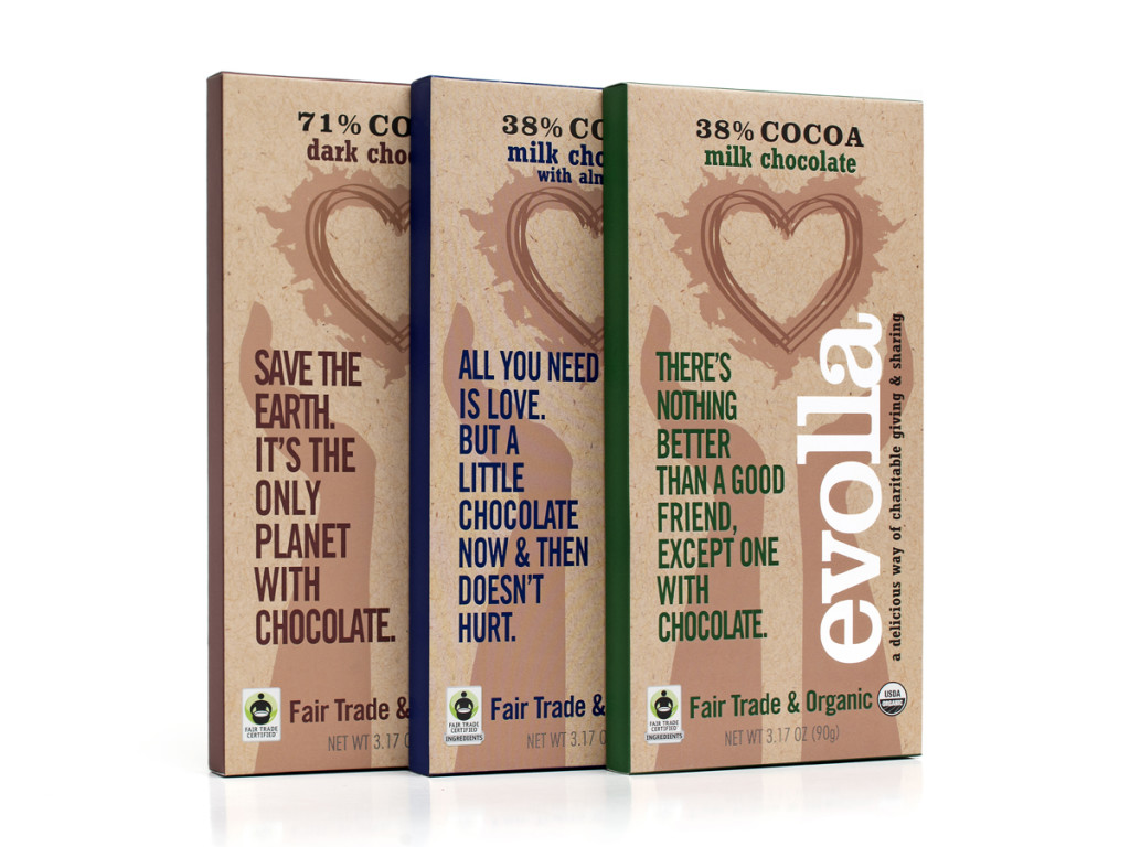 Evolla Chocolate
