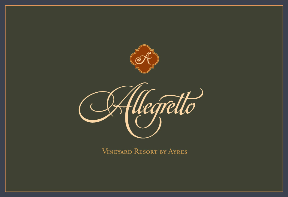 1. Allegretto Logo